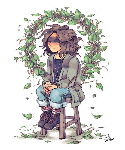 Art by Stefanie M. -