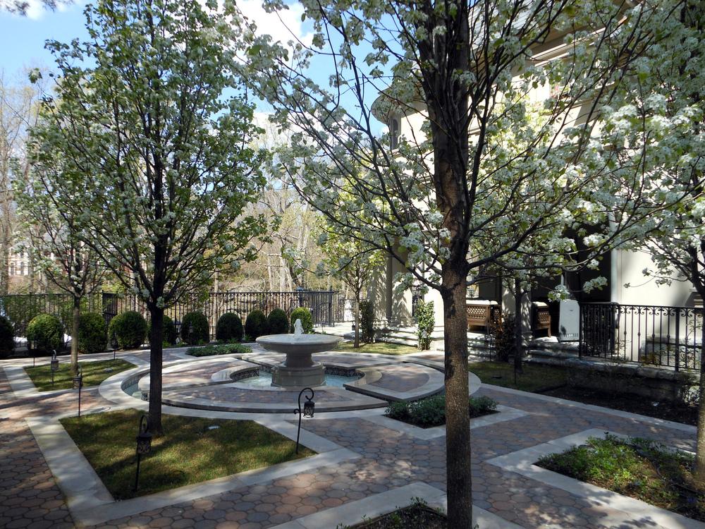 bkla studio - geometric stone paths