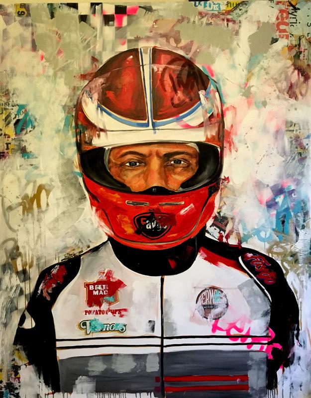 Desiree Kelly Art - Detroit based artist -