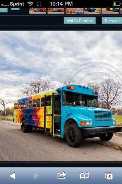 Desiree Kelly Art - Detroit based artist - Converse #sneakerclash bus for Detroit Bus Company