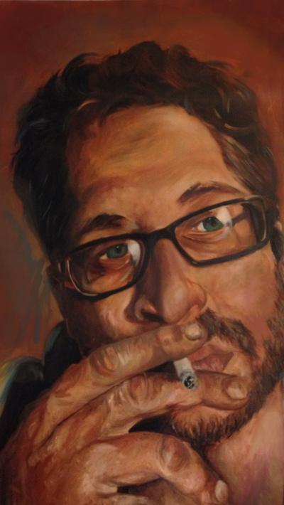 Desiree Kelly Art - Detroit based artist - John