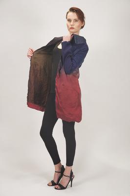 Erica Chronowski - Dip-Dyed Jacket