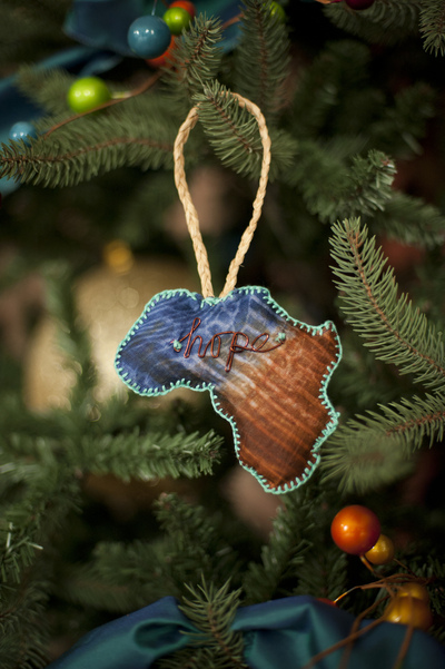 Women of Hope International - African Hope Ornament