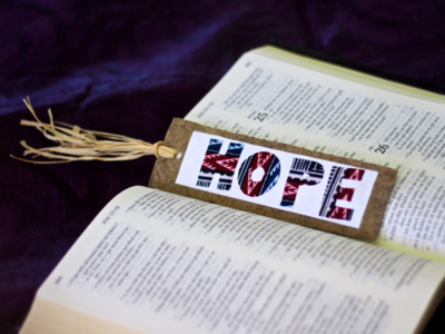 Women of Hope International - Bookmark