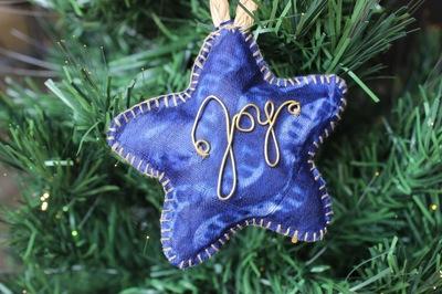 Women of Hope International - Joy Star Ornament