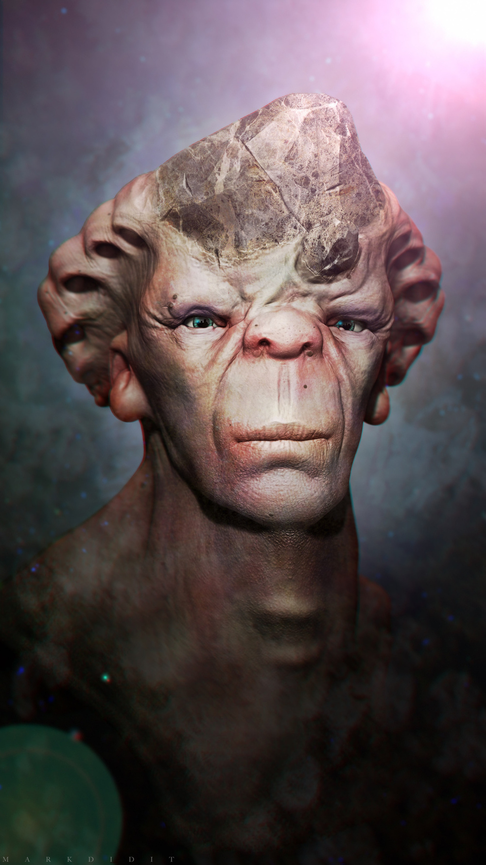 mark ehlen - characters and creatures -