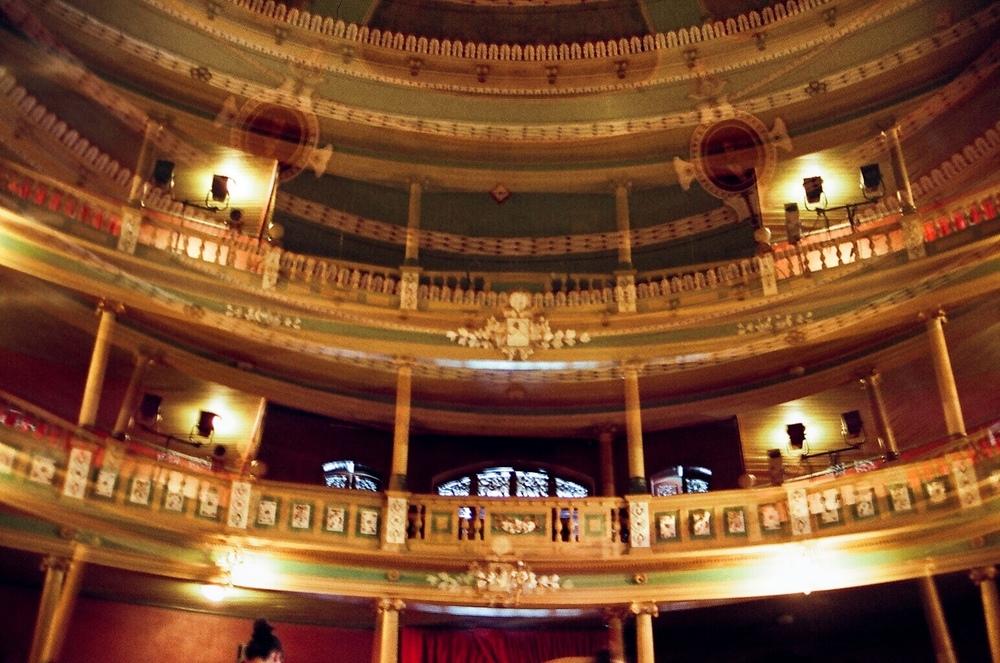 Doris Trejo - Teatro de Santa Ana.