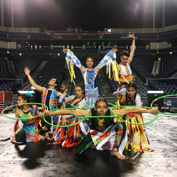 costume and fashion designer - North American Indigenous Games