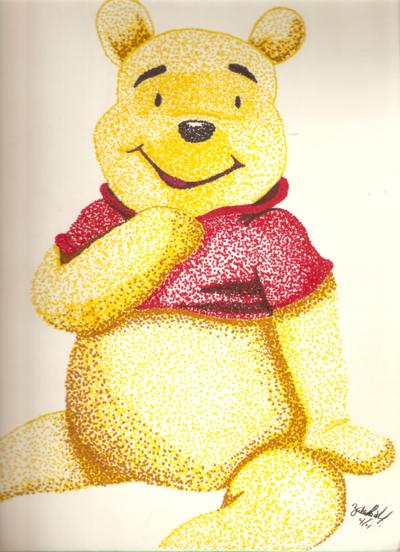 Zuly G.D. - Winnie The Pooh