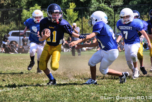 Lori George Photography - Football Jamboree| Summer 2013