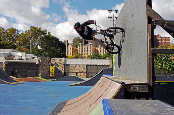 Lori George Photography - Mullaly BMX Park Back From The Dead Jam Session October 23,2016
