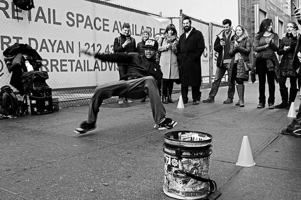 Lori George Photography - Street Performers aka Break-dancers|New York City|January 11,2018