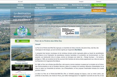 ProfilWeb.Net - parc-mille-iles.qc.ca