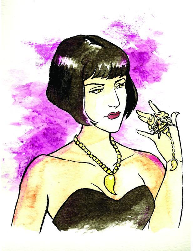 The Art of Sehn (Gabrielle Burke) -