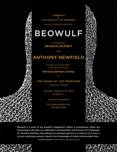 Suet Chong Design - Beowulf