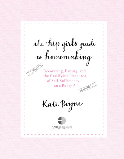 Suet Chong Design - The Hip Girls Guide to Homemaking