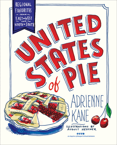 Suet Chong Design - The United States of Pie