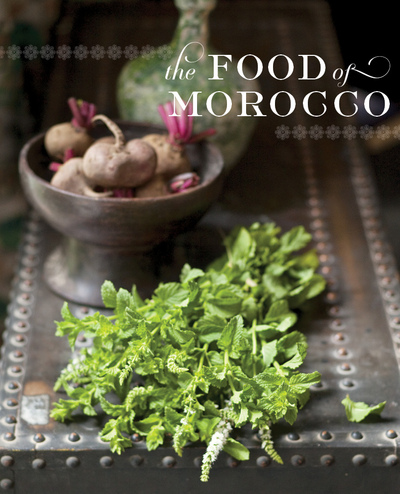 Suet Chong Design - The Food of Morocco