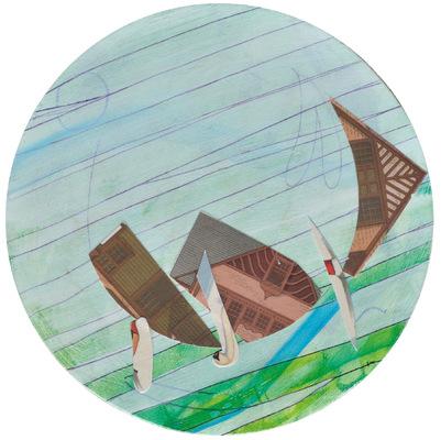 Paul Theriault - longship