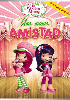 Portafolio - Portada para el DVD, Rosita Fresita.
