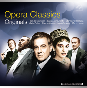 Portafolio - Diseño de CD de música clásica.
