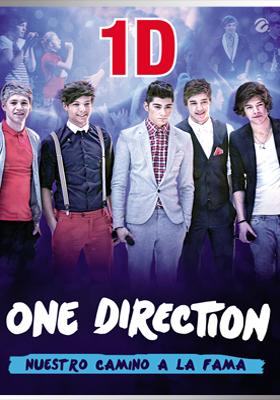 Portafolio - Diseño documental One Direction.