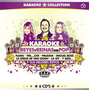 Portafolio - Diseño de CD Karaoke