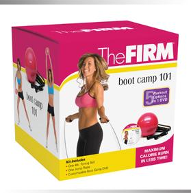 Portafolio - Diseño de caja para pack The Firm