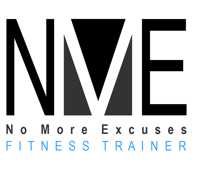 Lyla Feinsod - |No More Excuses| Logo for fitness trainer in Michigan
