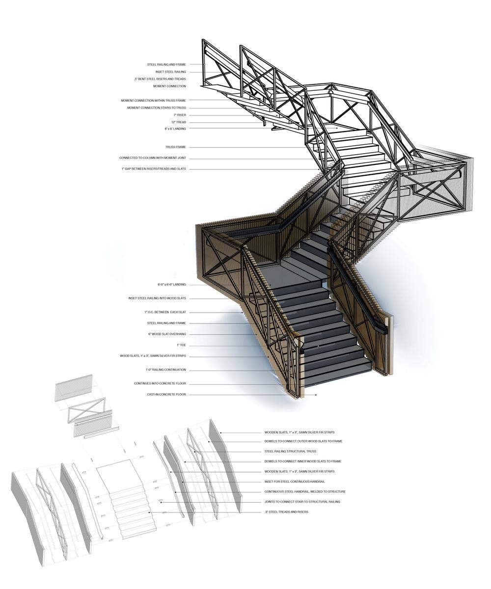 Lyla Feinsod - Stair Detail