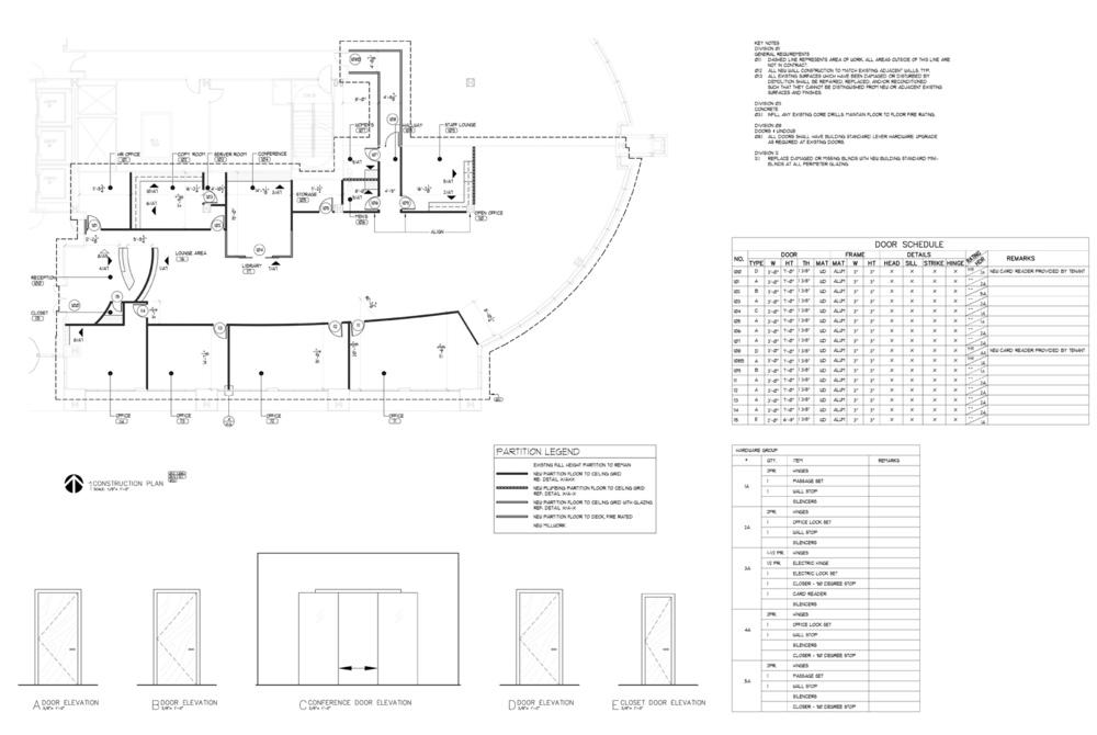 Lyla Feinsod - Interior construction detailing