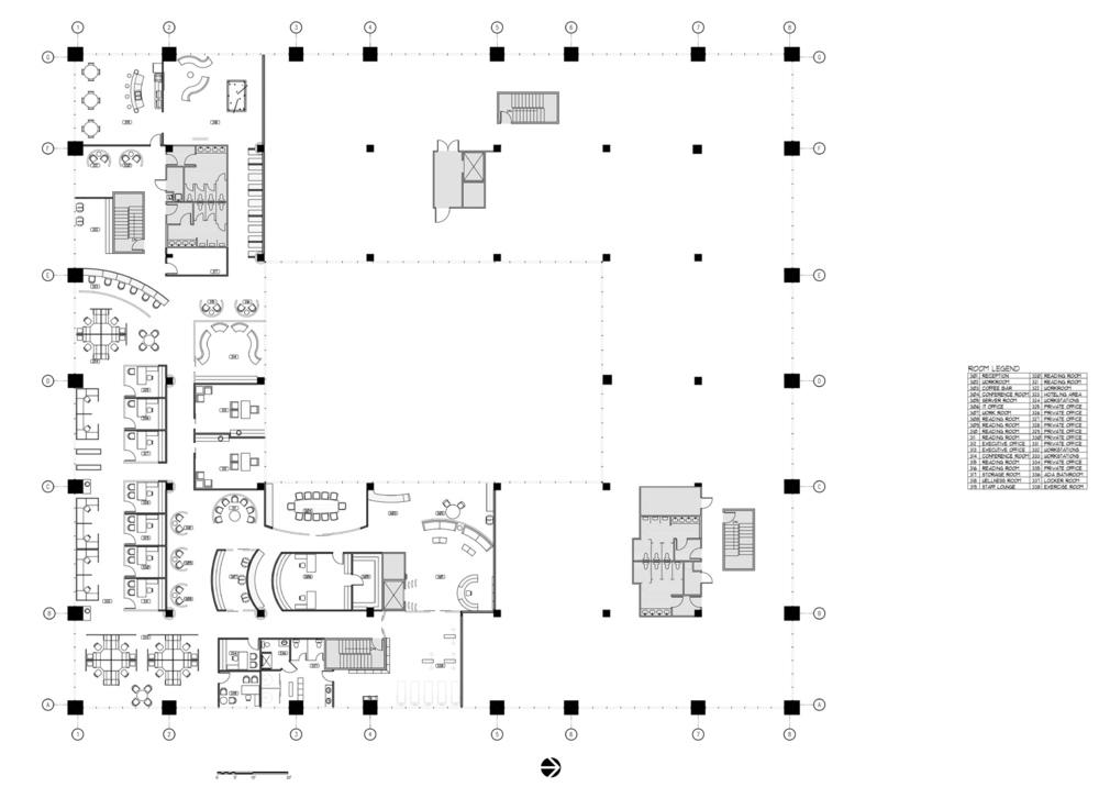 Lyla Feinsod - Office Floor Plan
