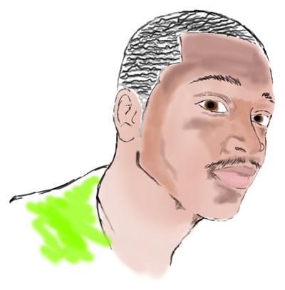 CoryCarr - Self portrait #1