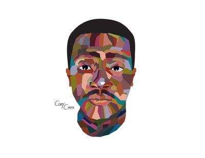 CoryCarr - Self portrait #2