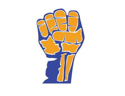 CoryCarr - Fist logo