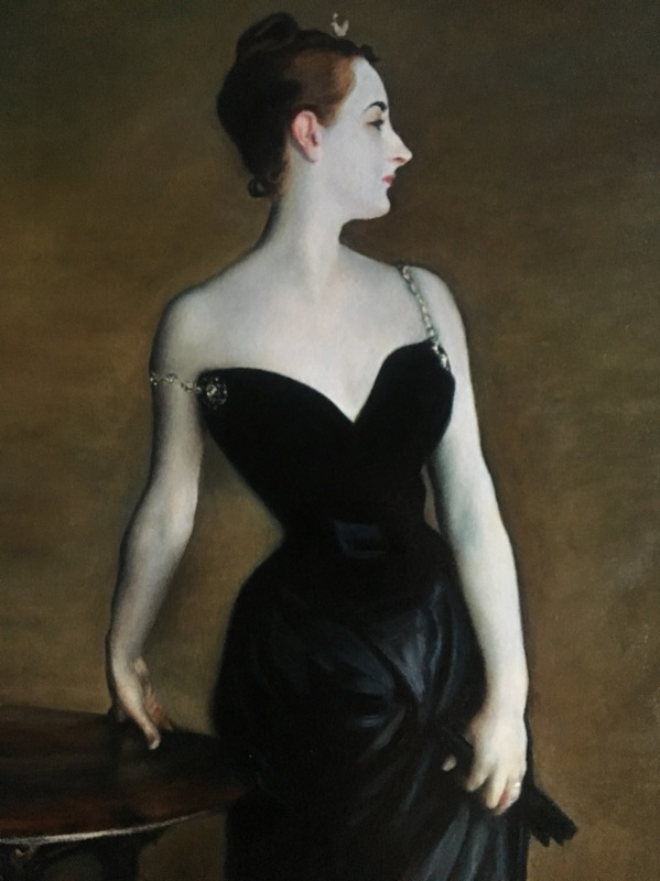 LoPresti Arts - Old Master Copies, Sargent, Madame X