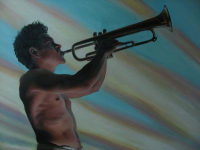 LoPresti Arts - Hornblaster, 2011