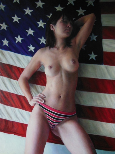 LoPresti Arts - Sachiko and America, 2011