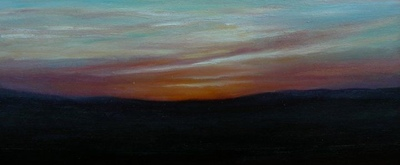 LoPresti Arts - Sundown in Centreville, 2011