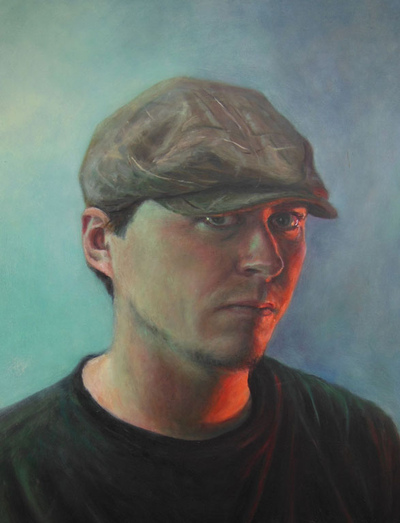 LoPresti Arts - Self Portrait, 2008