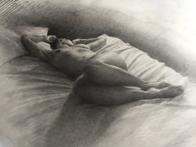 LoPresti Arts - Recline, 2012