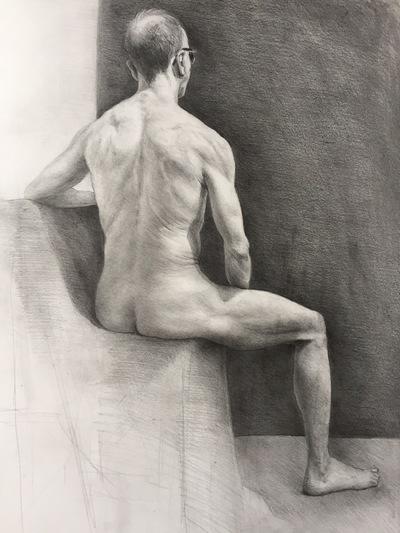 LoPresti Arts - One Legged, 2016