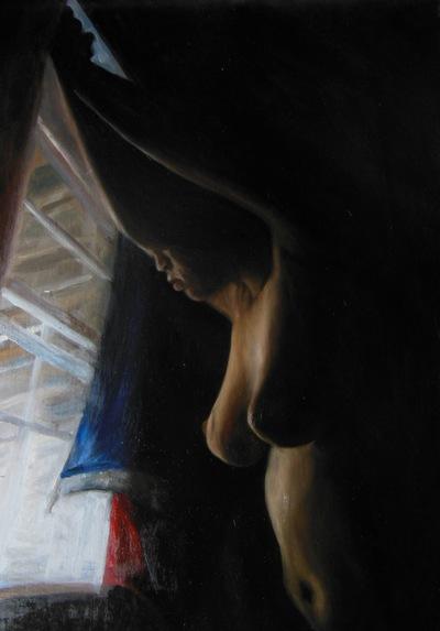 LoPresti Arts - Leaning, 2012