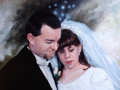 LoPresti Arts - Wedding Portrait, 2016