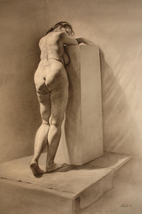 LoPresti Arts - Cathy, 2009ish