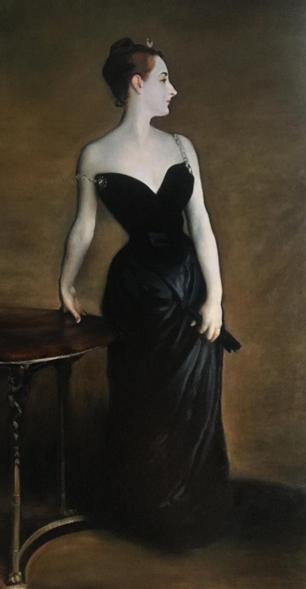 LoPresti Arts - Sargent , Madame X , The Met