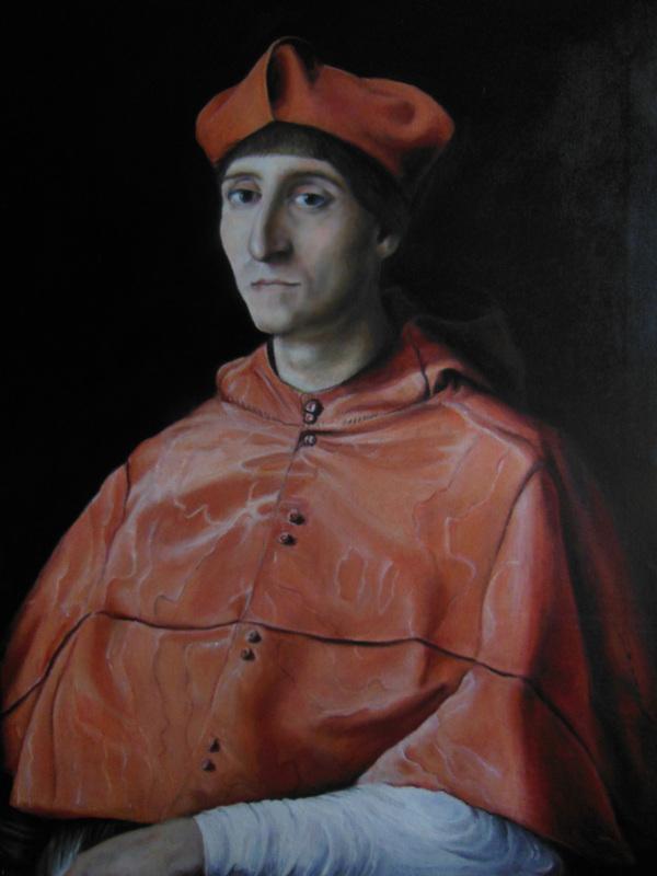 LoPresti Arts - Rafael, Cardinal