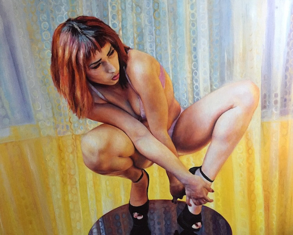 LoPresti Arts - Tabledancer, 2018