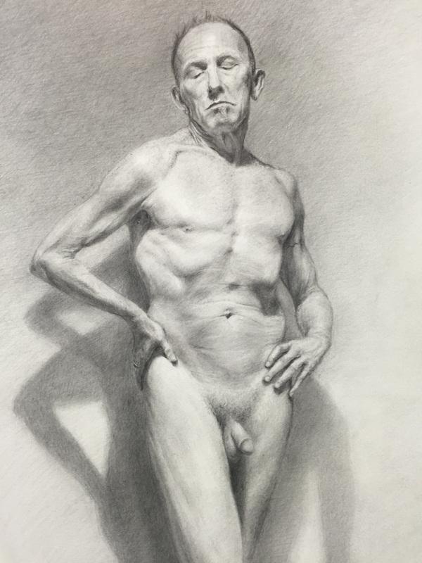 LoPresti Arts - Peter, 2010