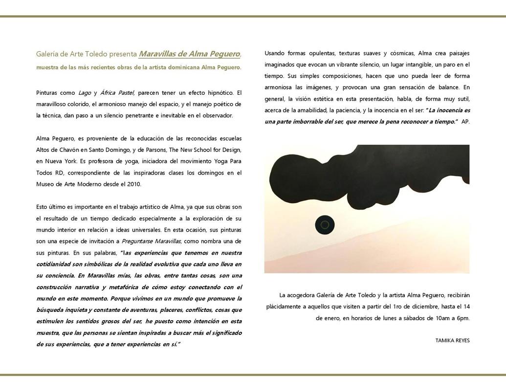 ALMA PEGUERO -